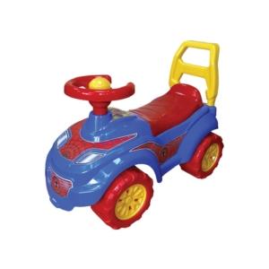 Ráülős autó - kék -6320-