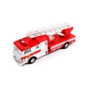 Tűzoltóautó fénnyel és hanggal - 19 cm