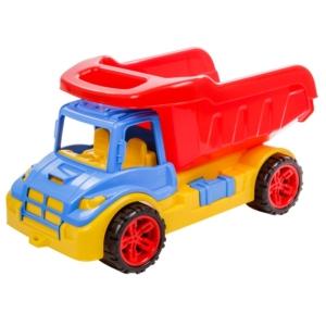 Műanyag teherautó