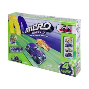 Micro Wheels halálkanyar pályakészlet