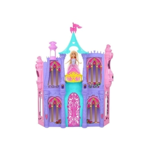 Sparkle girlz_RJ - Királyi palota babával 24813B