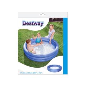 Bestway 51026 színes 3 gyűrűs medence