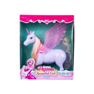 Pegasus - Unikornis 19cm