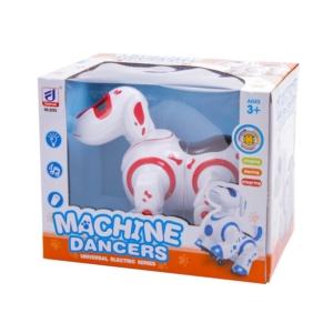 Machine Dancers - Elemes táncoló zenélő kutya