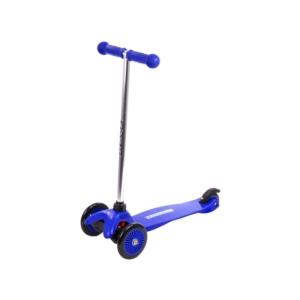 Háromkerekű roller - kék színű