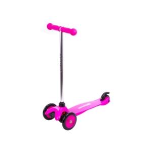 Háromkerekű roller - rózsaszín