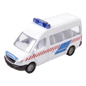 Magyar rendőr kisbusz