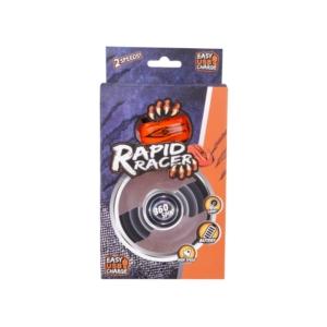 Rapid racer - kisautók golyóban