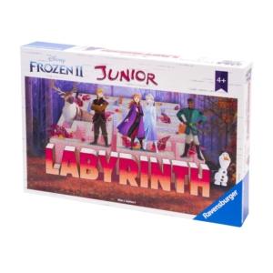 Társasjáték - Jégvarázs 2 Junior labirintus