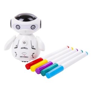 Elemes színváltoztató robot