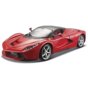 Bburago Ferrari LaFerrari versenyautó 1:24 -18-26001 -