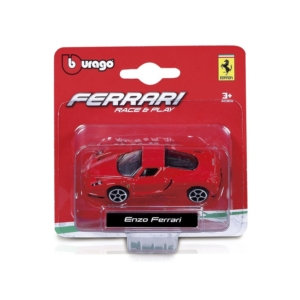 Bburago_RJ 1/64 versenyautó - Ferrari