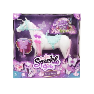 Sparkle girlz - Hercegi ló