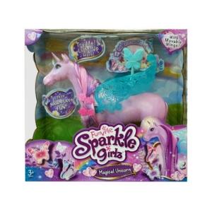 Sparkle girlz - Világító unikornis