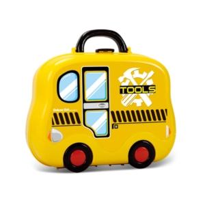 Barkács 29 darabos készlet bőröndben - 510101349 -
