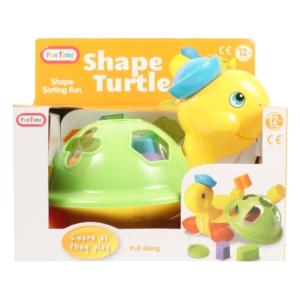 Húzható teknős formakereső