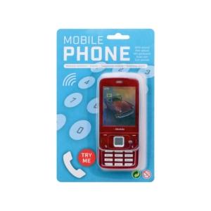Játék mobiltelefon - többszínű - 26927 -