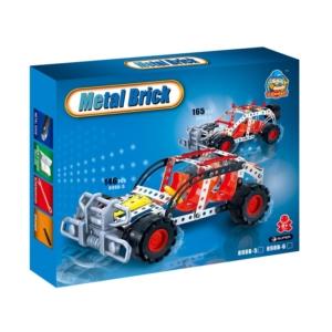Terepjáró autó 146 darabos fém építőjáték - 310300325 -