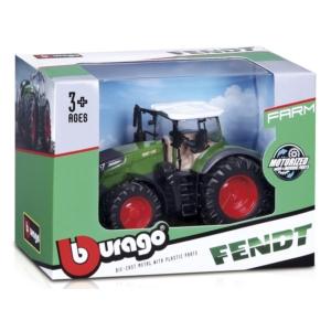 Bburago_RJ traktor New Holland /Fendt 10 cm