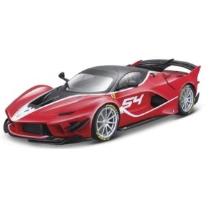 Bburago_RJ Ferrari FXX K EVO versenyautó 1:18