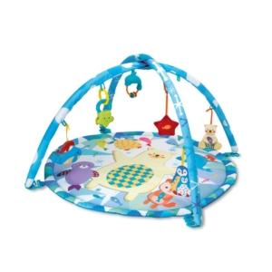 Sarkvidéki bébi játszószőnyeg kupolával -0843-NI-