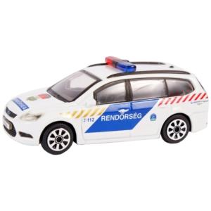 Bburago_RJ 1/43 Magyar rendőrautó Ford-15630030-