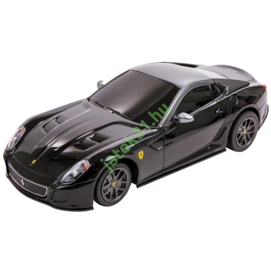 Távirányítós Ferrari 599 GTO - 1:24,[Fekete vagy Piros]