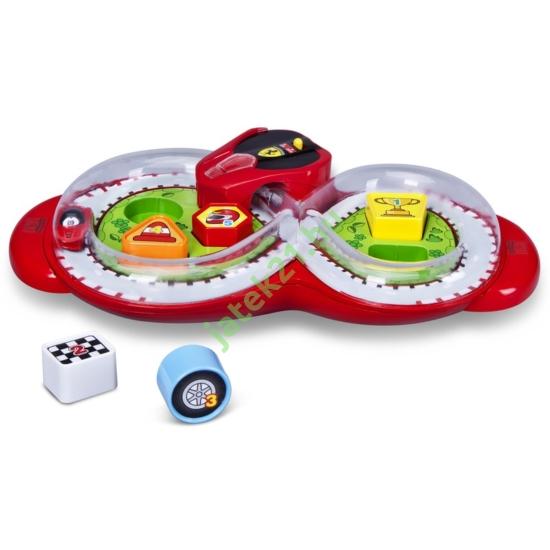 Bburago_RJ Jr. - Ferrari formaegyeztetős játékszett