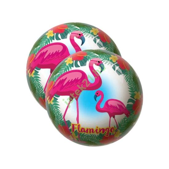 Flamingó Labda 23 cm