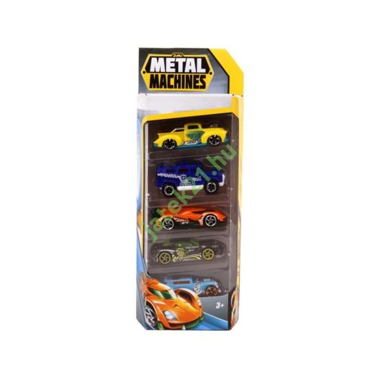 Metal Machines_RJ - Autók 5db-os