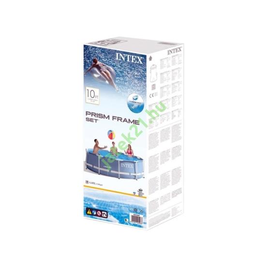 INTEX_RJ 28242 Csővázas medence szűrővel 457x122 cm