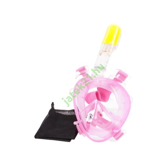 Búvármaszk - pink