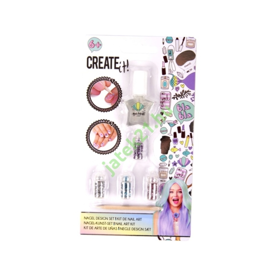Create it! Körömdíszítő szett - 84103 -