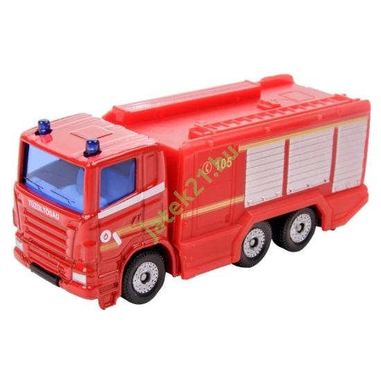 Magyar tűzoltó