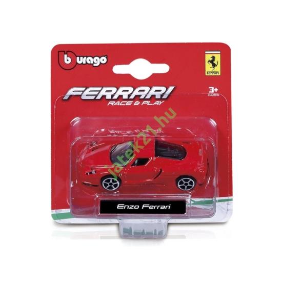 Bburago 1/64 versenyautó - Ferrari