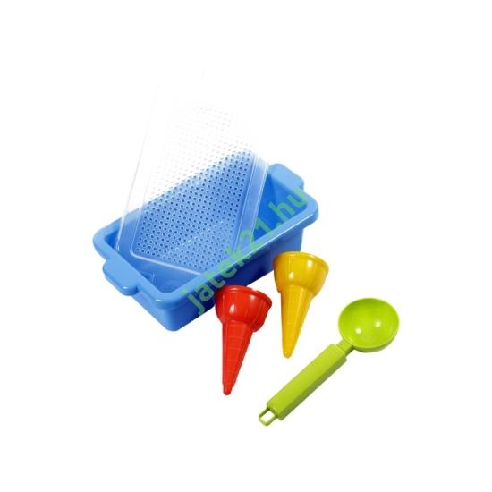 Homokozójáték - fagyisszett dobozban -05428-