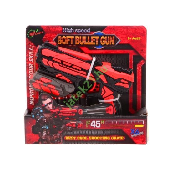Tack Pro szivacslövő pisztoly - 18 cm