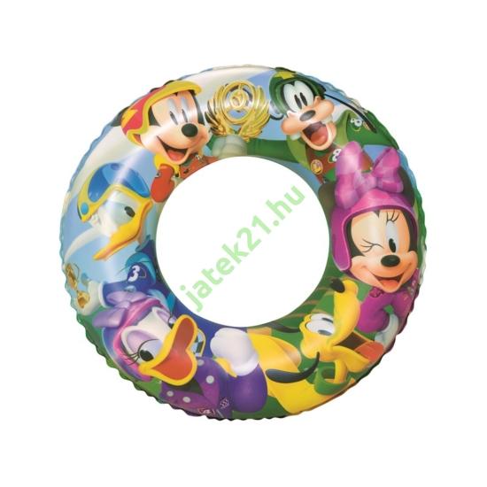Mickey-Minnie egér úszógumi 56cm