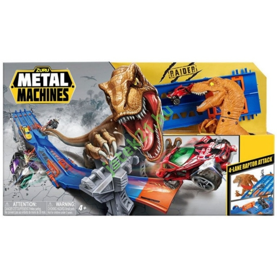 Metal Machines_RJ - Raptor autópálya