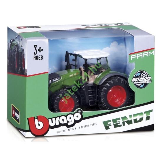 Bburago traktor New Holland /Fendt 10 cm