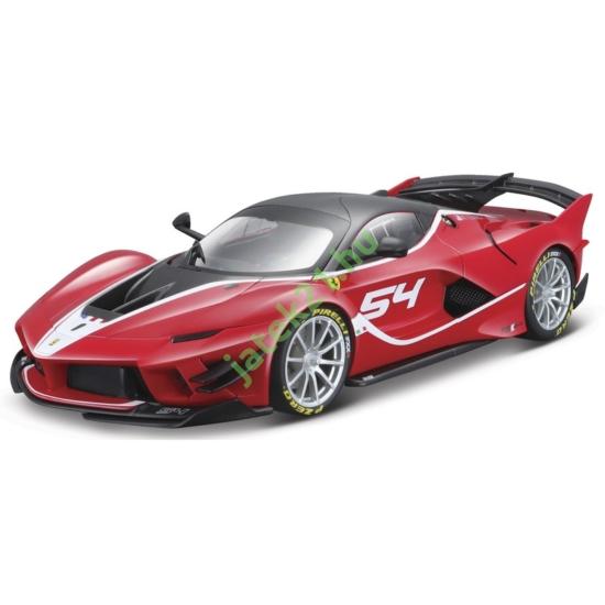 Bburago Ferrari FXX K EVO versenyautó 1:18