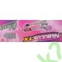 Kép 2/2 - Nebulus TX alumínium roller -rózsaszín -SV8070-